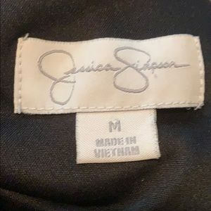 Jessica Simpson Dresses - Black one shoulder dress